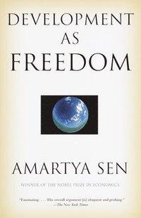 bokomslag Development as Freedom