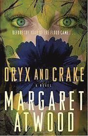 bokomslag Oryx and Crake