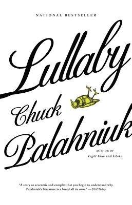 bokomslag Lullaby : a novel