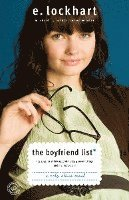 bokomslag The Boyfriend List: 15 Guys, 11 Shrink Appointments, 4 Ceramic Frogs and Me, Ruby Oliver