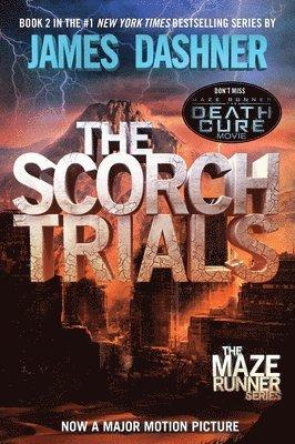 bokomslag The Scorch Trials (Maze Runner, Book Two)
