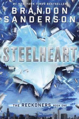 bokomslag Steelheart