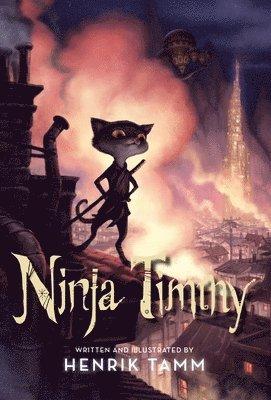 bokomslag Ninja Timmy