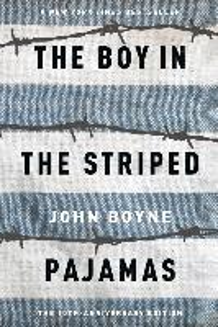 bokomslag The Boy in the Striped Pajamas
