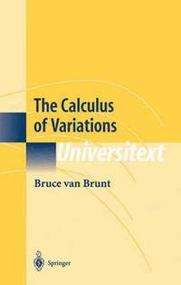 bokomslag The Calculus of Variations