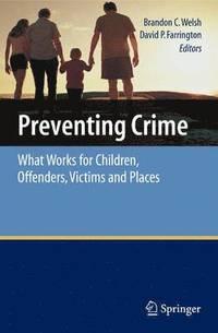 bokomslag Preventing Crime