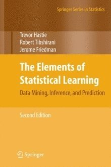 bokomslag The Elements of Statistical Learning 2nd Edition