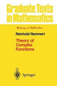 bokomslag Theory of Complex Functions