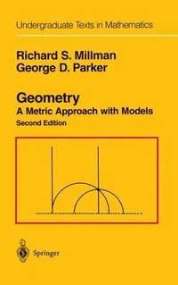 bokomslag Geometry