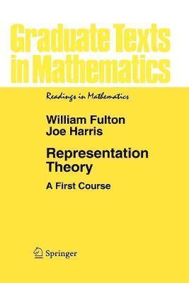 bokomslag Representation Theory: A First Course
