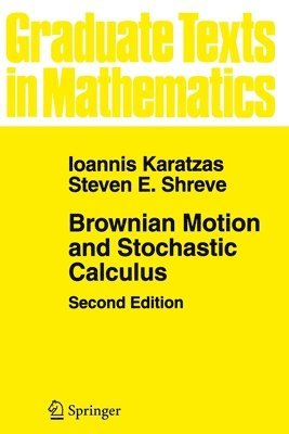 bokomslag Brownian Motion and Stochastic Calculus