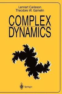 bokomslag Complex Dynamics