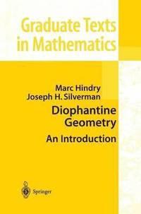 bokomslag Diophantine Geometry