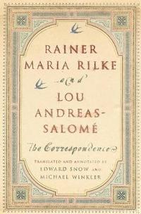 bokomslag Rainer Maria Rilke and Lou Andreas-Salome