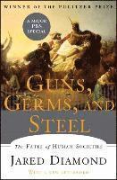 bokomslag Guns Germs and Steel
