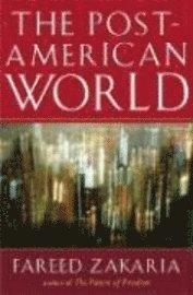 bokomslag The Post-American World
