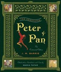 bokomslag The Annotated Peter Pan