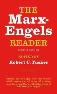 bokomslag The Marx-Engels Reader