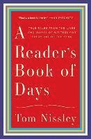 bokomslag Readers book of days - true tales from the lives and works of writers for e
