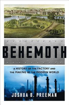 bokomslag Behemoth: A History of the Factory and the Making of the Modern World