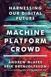 bokomslag Machine, platform, crowd - harnessing our digital future