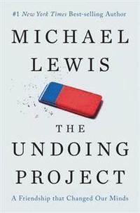 bokomslag The Undoing Project