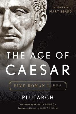 bokomslag Age of caesar - five roman lives