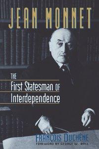 bokomslag Jean Monnet
