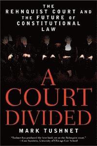 bokomslag A Court Divided
