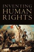 bokomslag Inventing human rights - a history