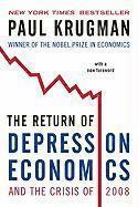 bokomslag The Return of Depression Economics and the Crisis of 2008