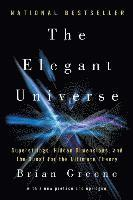 bokomslag The Elegant Universe: Superstrings, Hidden Dimensions, and the Quest for the Ultimate Theory