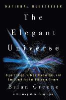 bokomslag The Elegant Universe