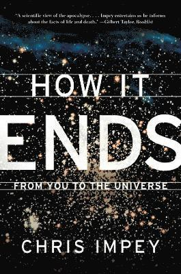 bokomslag How It Ends: From You to the Universe