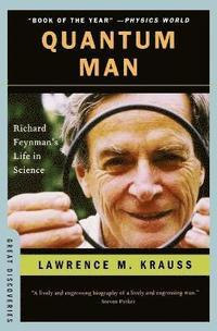 bokomslag Quantum man - richard feynmans life in science