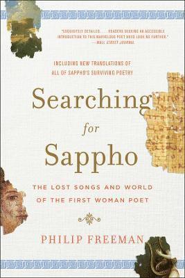 bokomslag Searching for Sappho