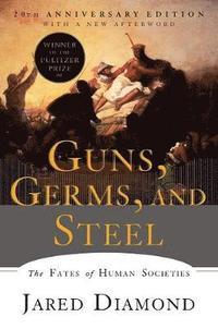 bokomslag Guns, Germs, and Steel