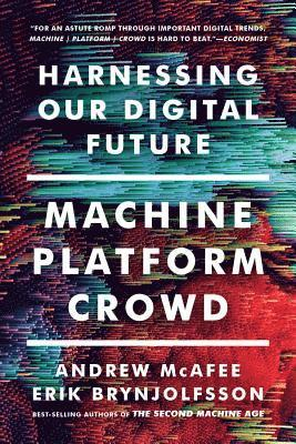 bokomslag Machine, Platform, Crowd