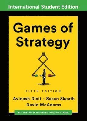 bokomslag Games of Strategy