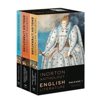 bokomslag TheNorton Anthology of English Literature: Package 1