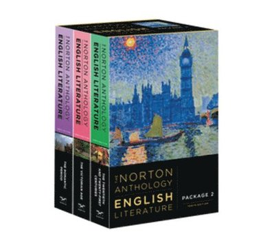 bokomslag The Norton Anthology of English Literature : Package D-F
