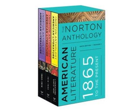 bokomslag The Norton Anthology of American Literature