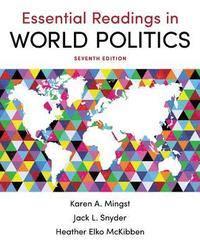 bokomslag Essential Readings in World Politics