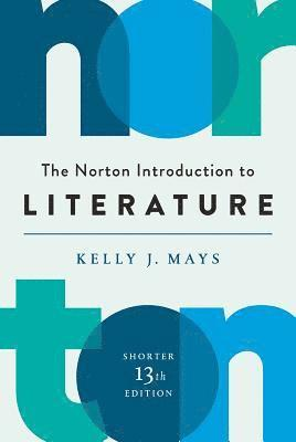 bokomslag TheNorton Introduction to Literature