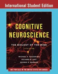 bokomslag Cognitive Neuroscience: The Biology of the Mind