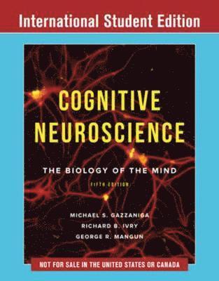bokomslag Cognitive Neuroscience: The Biology of the Mind