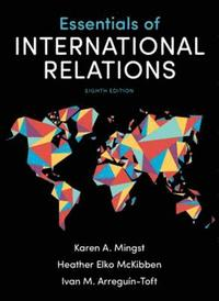 bokomslag Essentials of International Relations