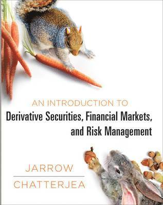 bokomslag An Introduction to Derivative Securities, Financial Markets, and Risk Management