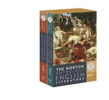 bokomslag The Norton Anthology of English Literature: The Major Authors 2 Volume Set