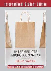 bokomslag Intermediate Microeconomics